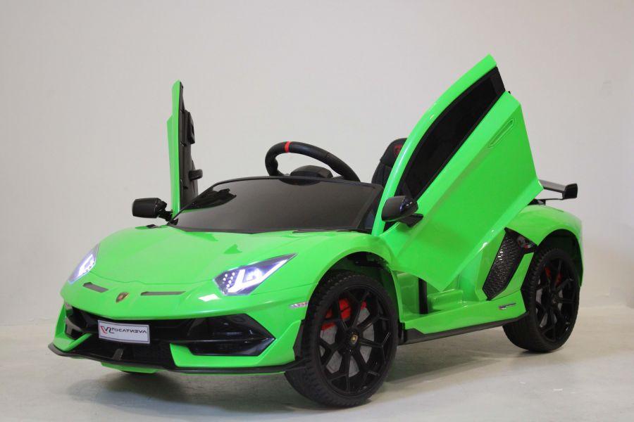 Детский электромобиль Lamborghini Aventador