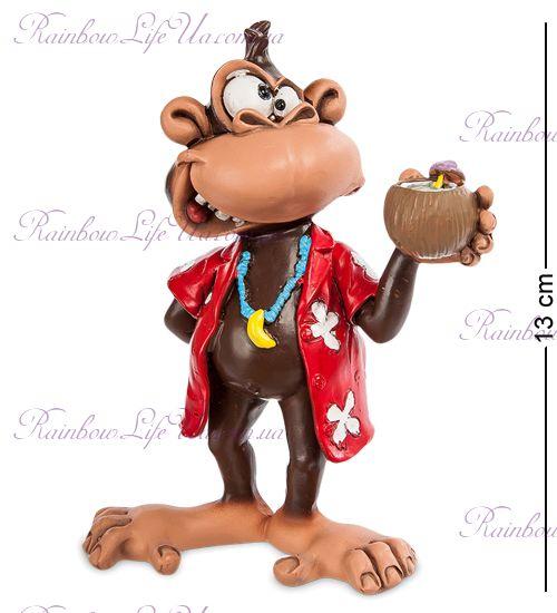 "Фигурка обезьяна кокосовый коктейль ""W.Stratford"""