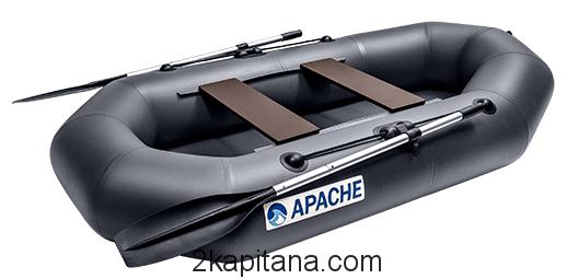 Лодка Гребная надувная Апачи 260