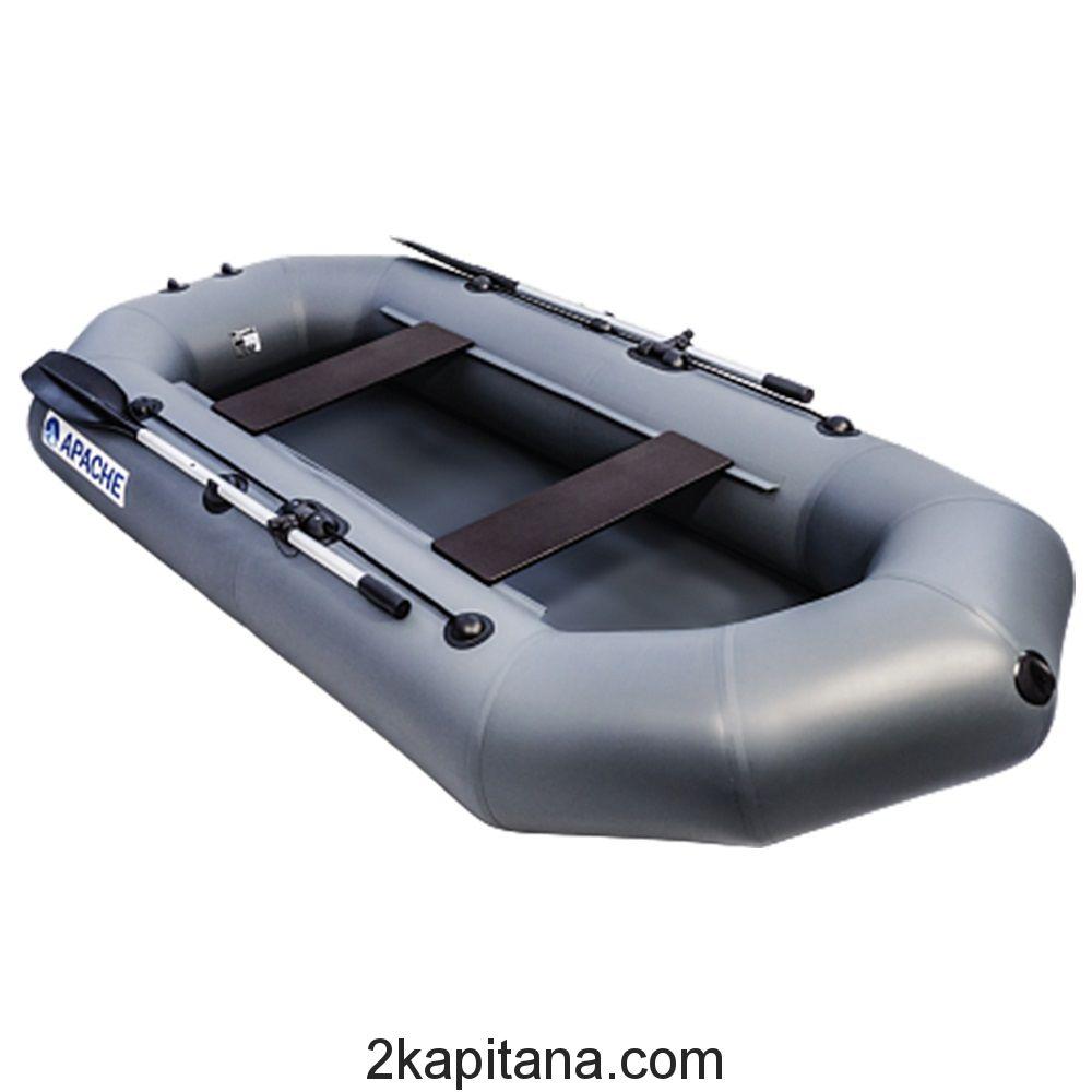 Лодка Гребная надувная Апачи 280