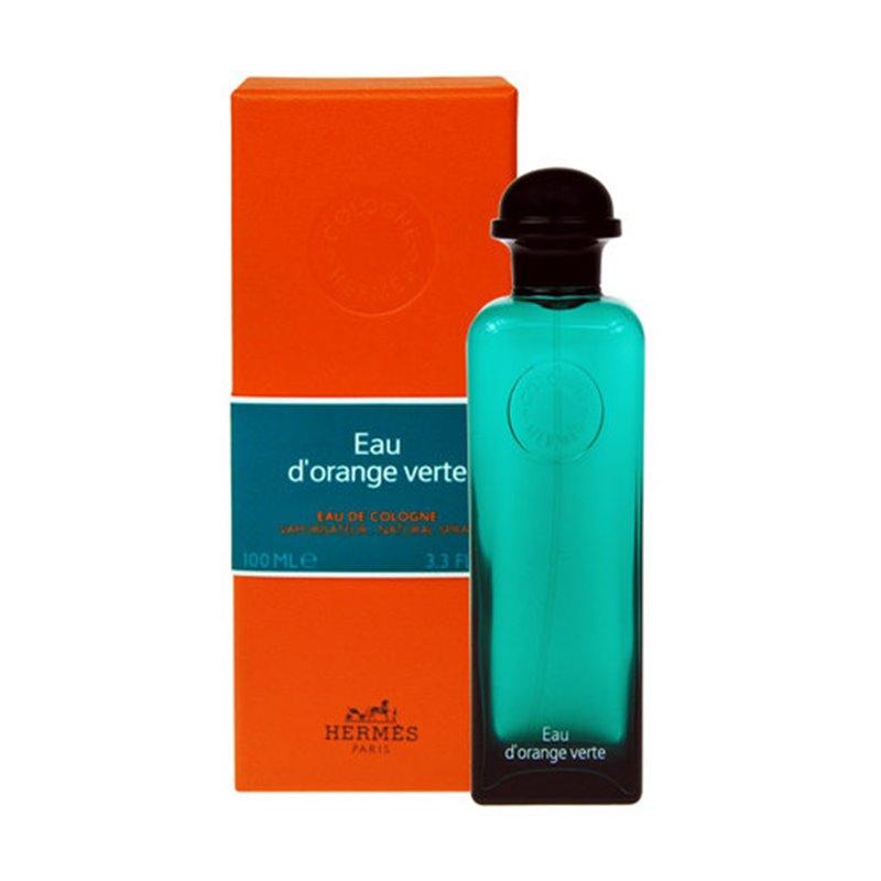 Одеколон Hermes Eau D'Orange Verte 100 мл - подарочная упаковка