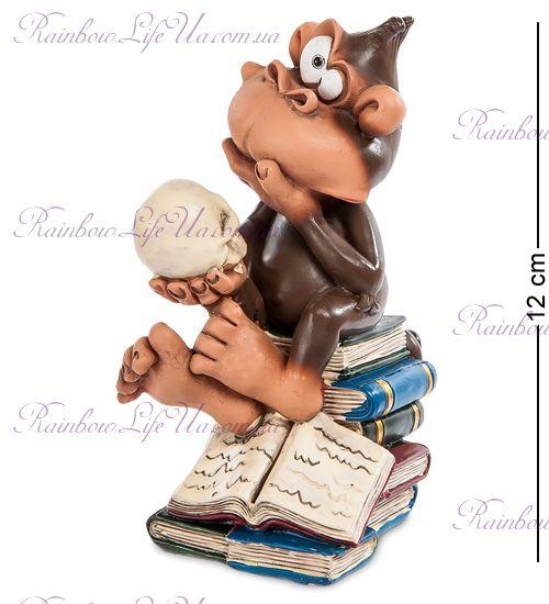 """Фигурка обезьяна ученый """"W.Stratford"""""""