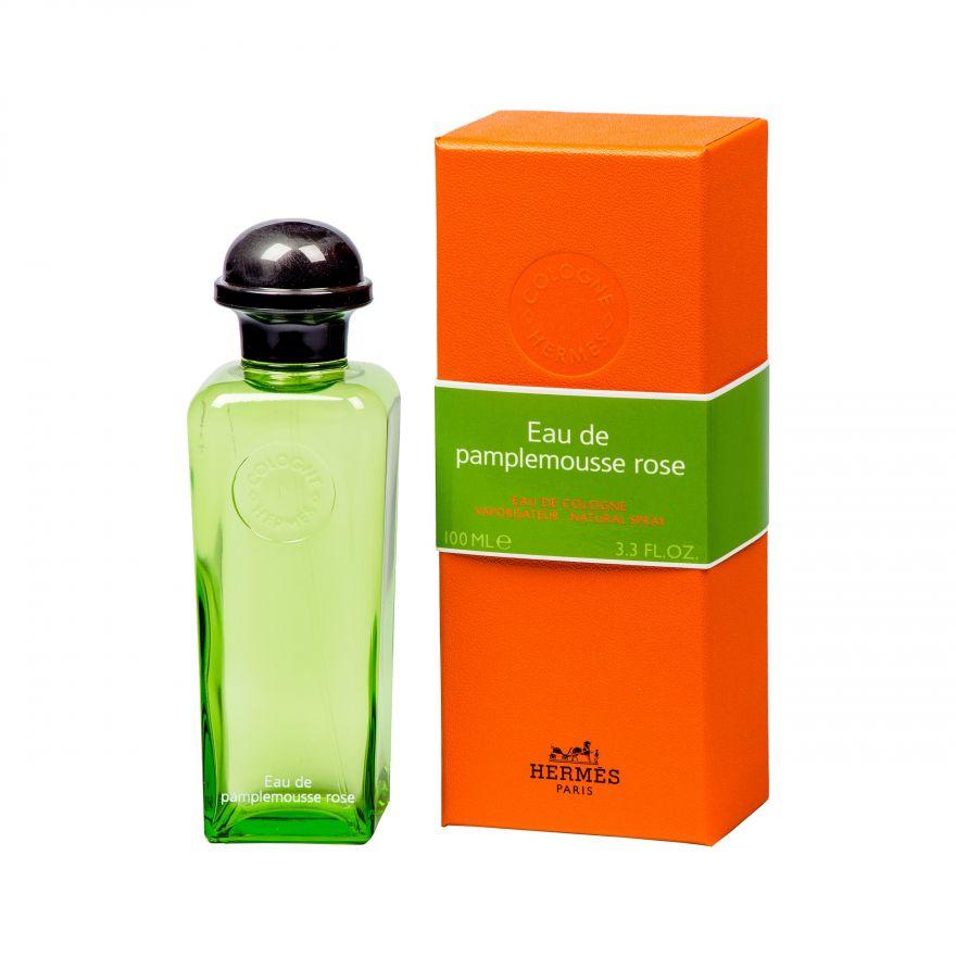 Одеколон Hermes Eau De Pamplemousse Rose 100 мл - подарочная упаковка