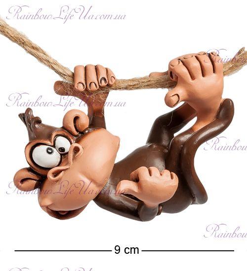 """Фигурка обезьяна Все отлично! """"W.Stratford"""""""