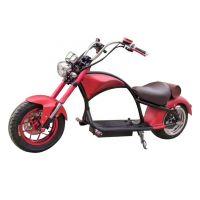 Электроскутер CityCoco Harley Chopper 2000w 60V 20Ah Красный