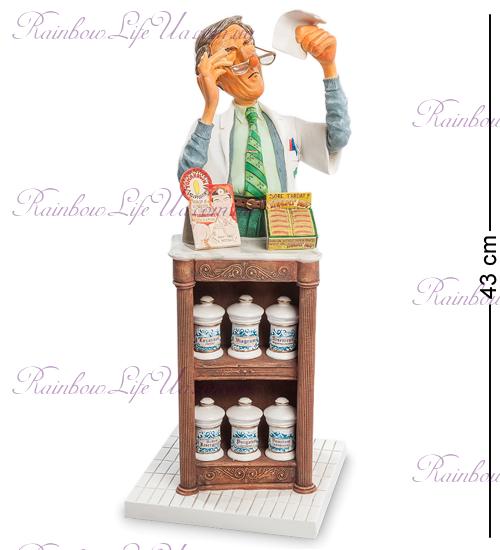 """Фигурка Фармацевт """"The Pharmacist. Forchino"""""""