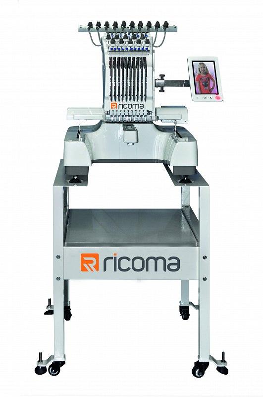 Профессиональная вышивальная машина Ricoma EM-1010