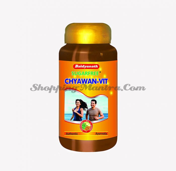 Чаванпраш без сахара Байдьянатх | Baidyanath Chyawan Vit Shugafree