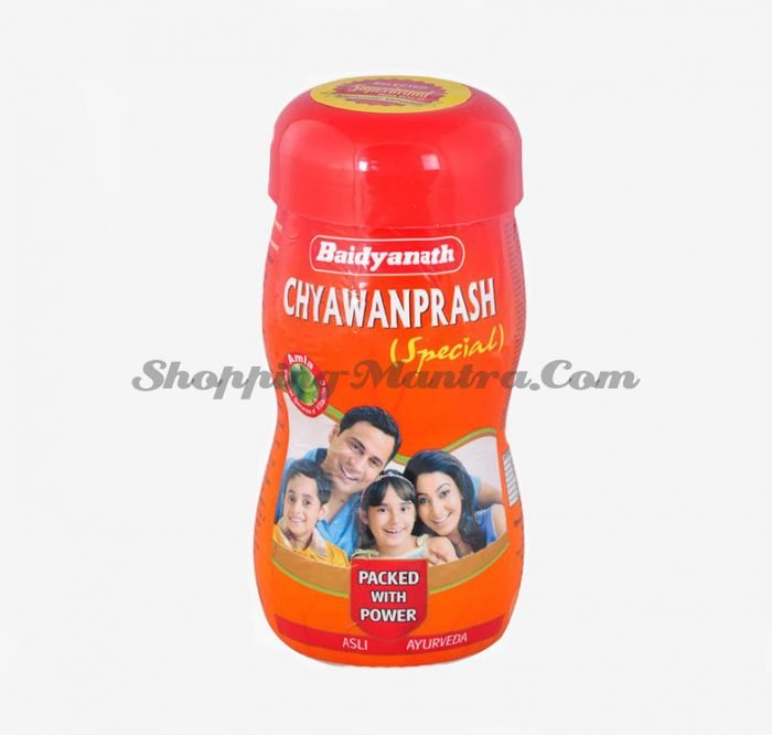 Чаванпраш обогащенный Байдьянатх | Baidyanath Chyawanprash Special