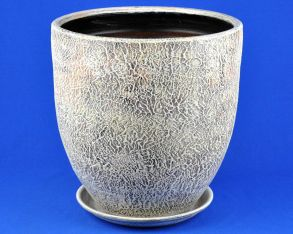 горшок Текстура беж.5 6-22 (58-522)