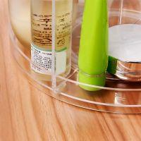 Вращающийся Органайзер Для Косметики GW-288 Cosmetic Storage Box Rotative Rack (8)