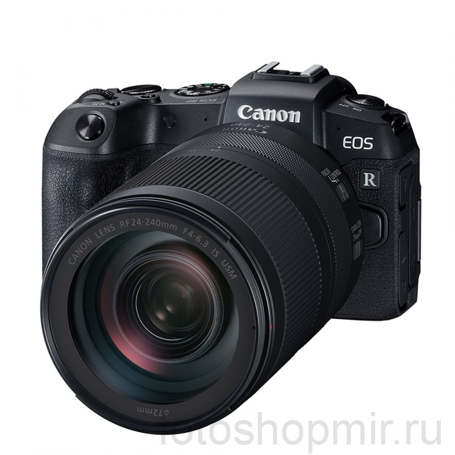 Canon EOS RP Kit RF 24-240mm f/4-6.3 IS USM