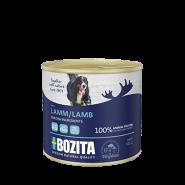 BOZITA Мясной паштет для собак, с ягненком. 625г