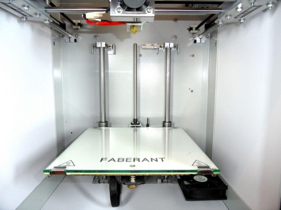 Обновление внутренней оболочки принтера на белую
