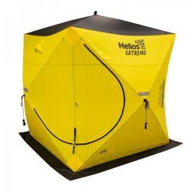 Палатка зимняя КУБ EXTREME 2,0х2,0 Helios v2.0 (ТОНАР) (широкий вход)