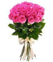 Розы розовые 60 см