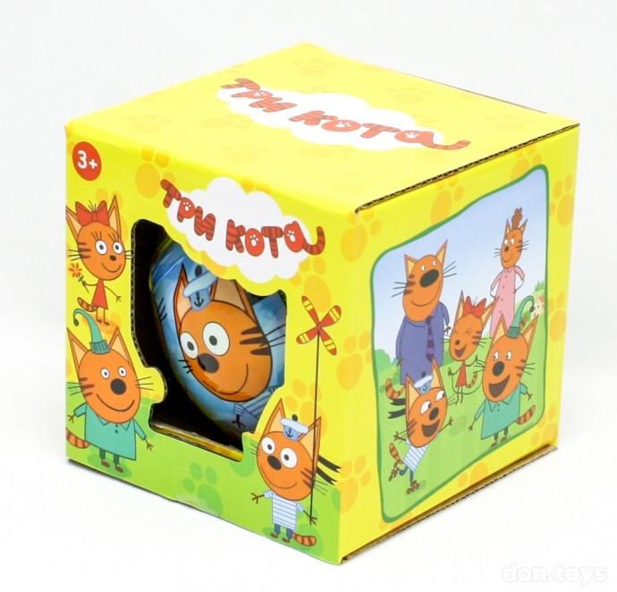 Три кота в шаре сюрпризе арт:BB010