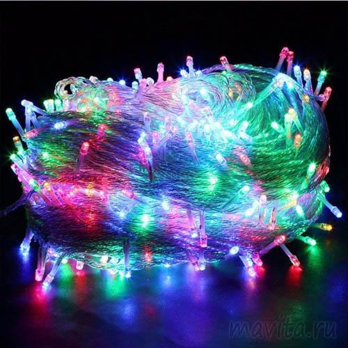 Светодиодная гирлянда 160 LED