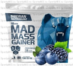 MAD MASS GAINER 2000 ГР.