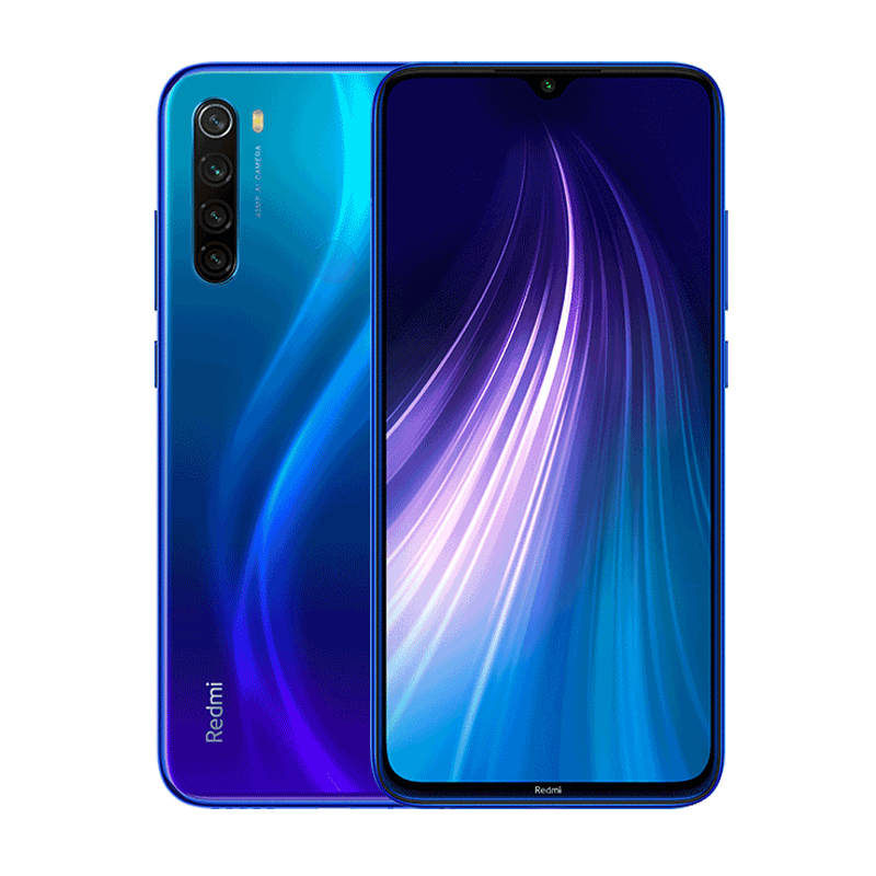 Смартфон Xiaomi Redmi Note 8 3/32GB Blue