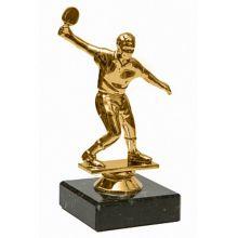 Приз статуэтка Настольный теннис на подставке