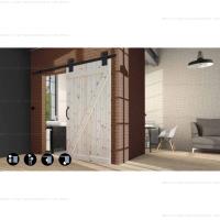 Комплект фурнитуры Roc Design YMIR на 1 дверь без направляющей