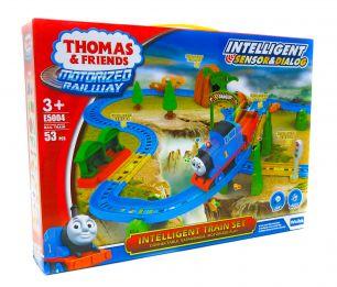 """Игровой набор  Железная дорога """"Томас и его друзья"""" (53 дет.)"""