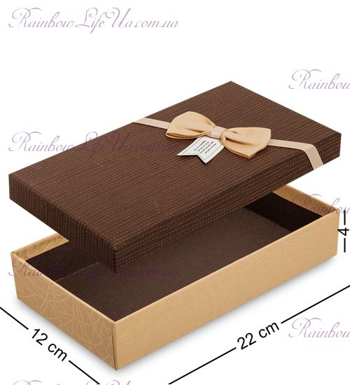 "Коробка подарочная ""Бантик"""