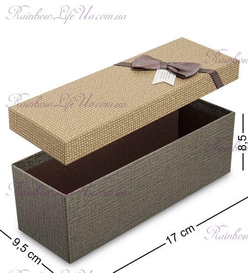 "Коробка подарочная ""Бант"""
