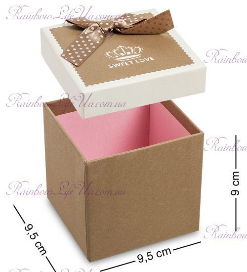 """Коробка подарочная """"Sweet love"""""""