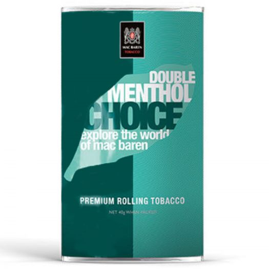 Mac Baren Double Menthol Choice