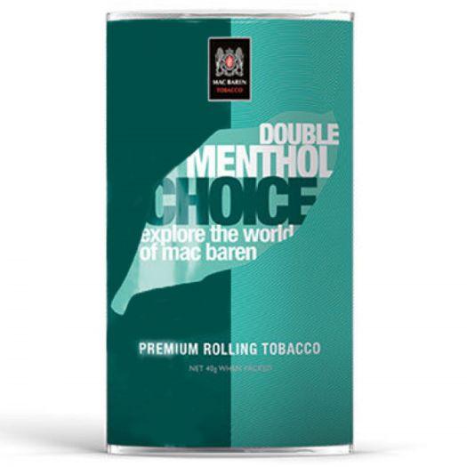Mac Baren Double Menthol Choice