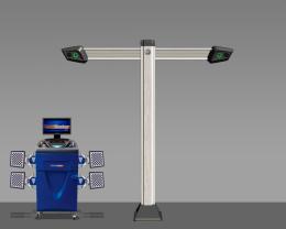 Техновектор 7 PRO V7202 T5 (напольное исполнение, 2 камеры)