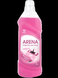 Средство для пола с полирующим эффектом Arena цветущий лотос купить в Челябинске | Arena для мытья полов цена