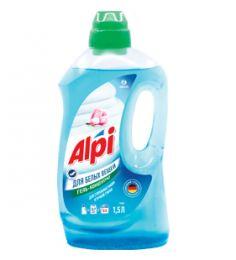 Гель-концентрат для белых вещей ALPI 1,5л купить в Челябинске   Гель для стирки цена