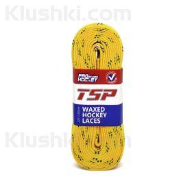 Шнурки хоккейные с пропиткой TSP