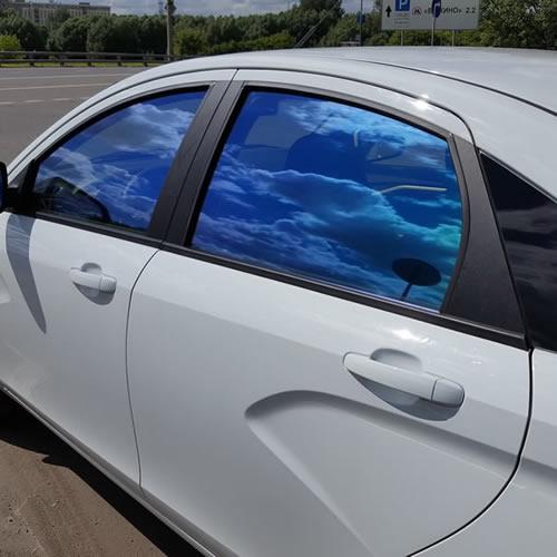 Тонировка автомобиля атермальной пленкой (Все стекла)