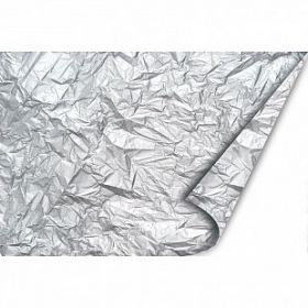 Полисилк, серебро, 1 * 50 м, Италия