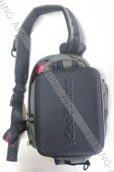 Рыбзак-10 Рюкзак-слинг для ходовой рыбалки