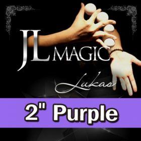 "Умножающиеся шары JL Lukas Balls 2"" by JL (фиолетовый, 3 Balls and Shell)"