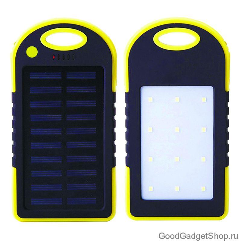 Портативный аккумулятор Solar Charger A50