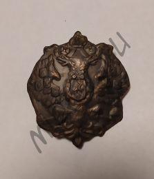 Орел-Кокарда РИА на каску адриана ПМВ (копия)