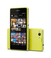 Смартфон Sony Xperia Z1 Compact (D5503) Yellow