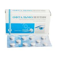 БАД Офтальмолептин Арго апифарм