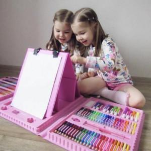 Набор художника для рисования 176 дет
