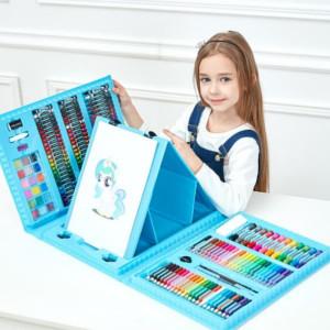 Набор художника для рисования 208 дет