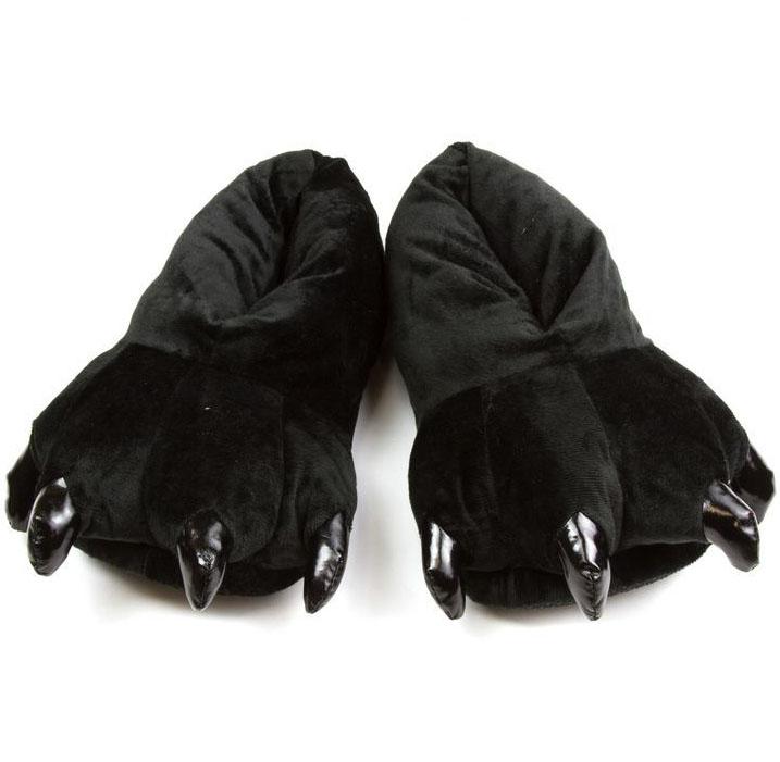 Тапочки Кигуруми Черные