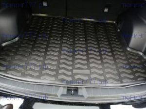 Коврик в багажник без сабвуфера, Aileron, полиуретан