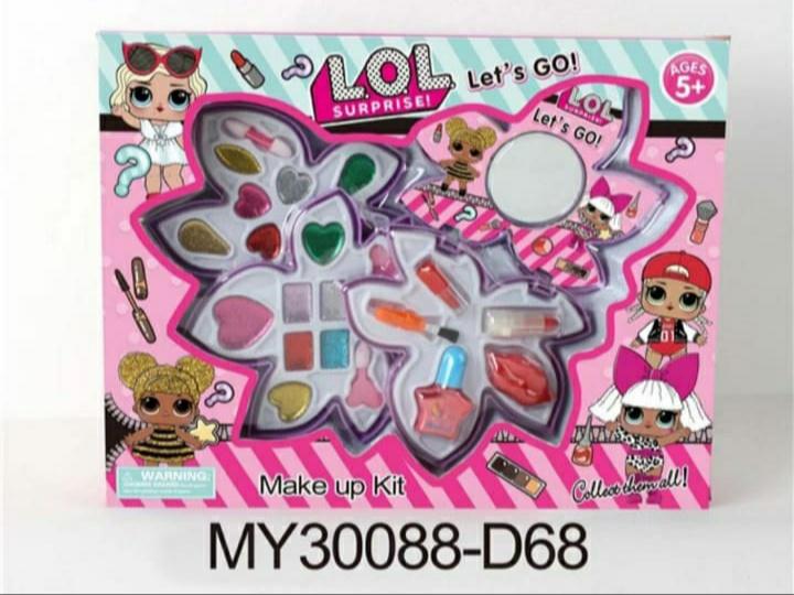Большой набор косметики Лол для девочки