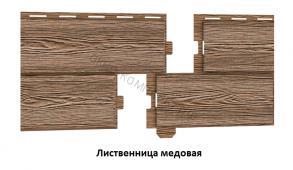 Nokla ЛИСТВЕННИЦА (2000*250мм)  0,5м2 (Медовая , Светлая)